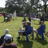 Saturday in the park with DCI's SoundSport teams