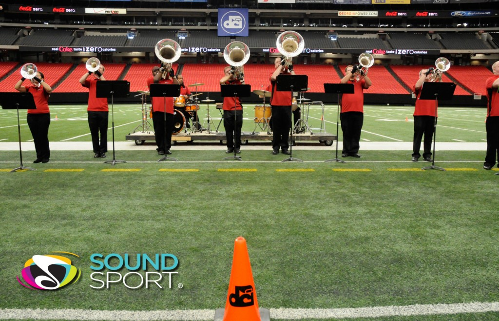 The Rocketeers Drum & Bugle Corps