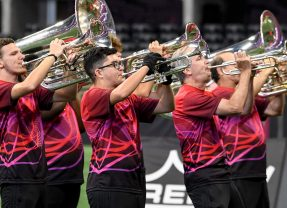 Sonus Brass Theater thriving on SoundSport center-stage