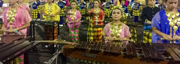 Highlights from the Indonesia Drum Corps Championships